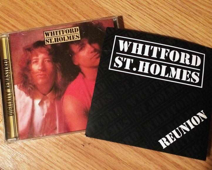WhitfordStHolmesAlbums